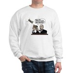Flying shoes Sweatshirt