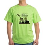 Flying shoes Green T-Shirt