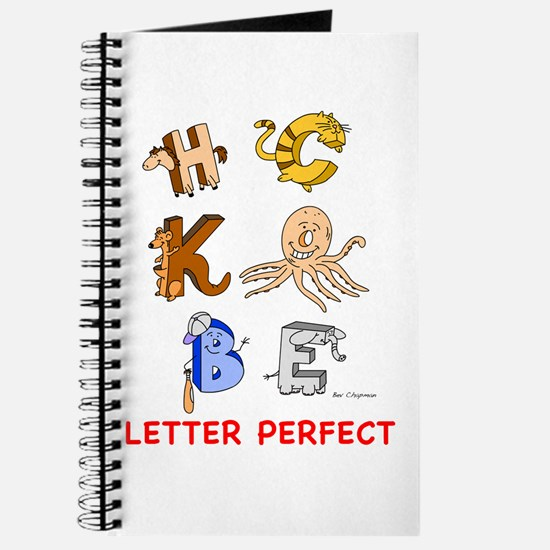 six letters Journal