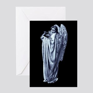 Vintage Angel Greeting Card