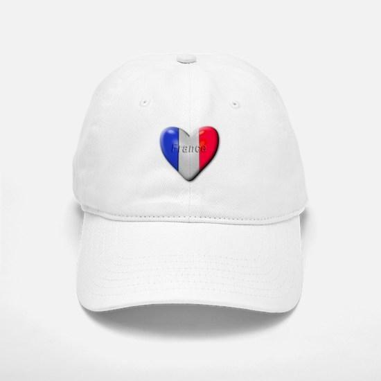 French Baseball Baseball Cap