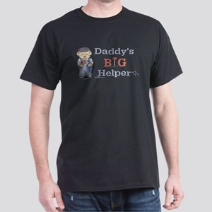 Daddy's Big Helper Dark T-Shirt