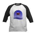 If Swimming was any easier... Kids Baseball Jersey