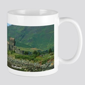 Scottish Castle Mug