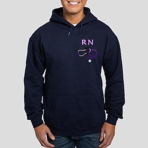 Rn Nurse Medical Hoodie (dark)