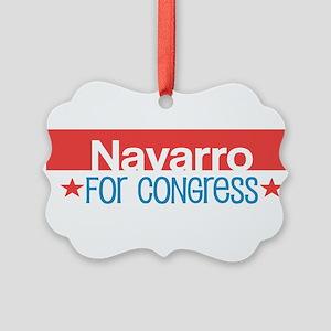 Omar Navarro CA Congress 2018 Ornament
