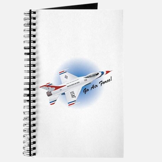 Go Air Force Journal