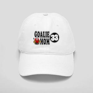 Hockey Goalie Mom Cap