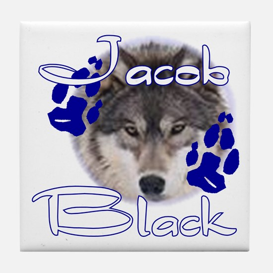 Jacob Black /3 Tile Coaster
