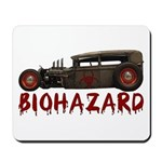 Biohazard- Mousepad