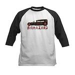 Biohazard- Kids Baseball Jersey