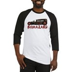 Biohazard- Baseball Jersey