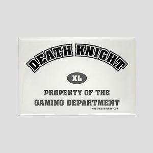 Death Knight Dept Rectangle Magnet
