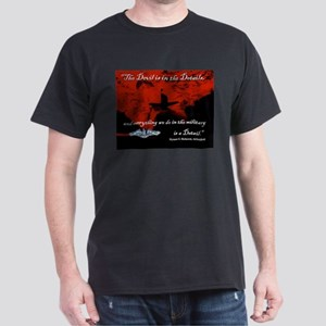 Devil in the Details Dark T-Shirt