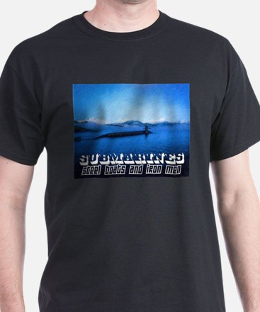 Submarine Steel T-Shirt