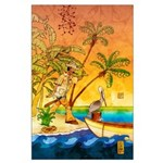 Large Cuban Cigar Poster by skidone
