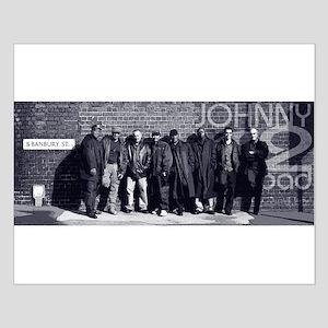 UB40 tribute: Johnny 2 Bad Poster