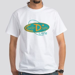 Crashdown Cafe White T-Shirt