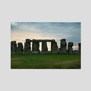 Stonehenge :: Rectangle Magnet