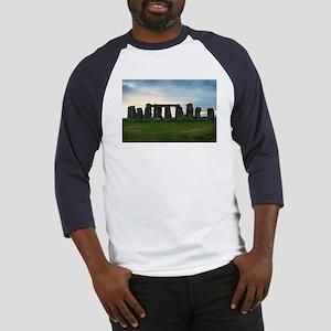Stonehenge :: Baseball Jersey