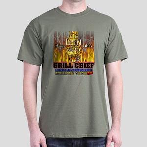 Goatlocker Tested BBQ Dark T-Shirt