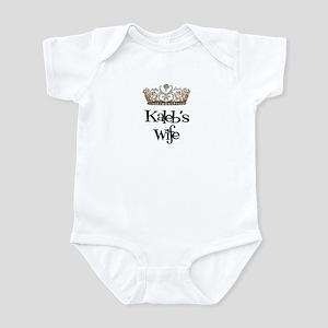 Kaleb's Wife Infant Bodysuit