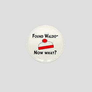 Found Waldo Mini Button