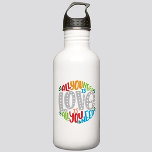 All you need is love i Stainless Water Bottle 1.0L