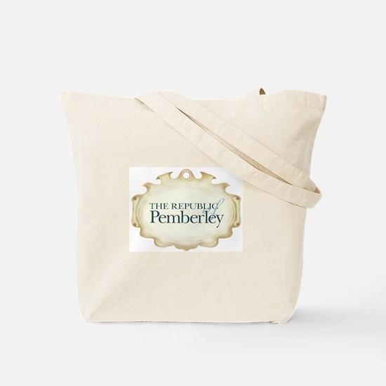 Jane Austen Feckless Tote Bag