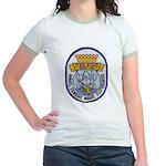 USS KING Jr. Ringer T-Shirt