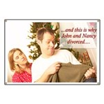 Why John & Nancy Divorced Banner