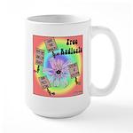 Free Radicals Large Mug