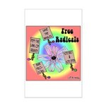 Free Radicals Mini Poster Print
