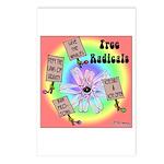 Free Radicals Postcards (Package of 8)