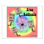 Free Radicals Small Poster