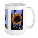 Large Mug - Sunflower Series
