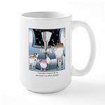 Life As We Know It Large Mug