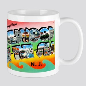 Wildwood By The Sea Mugs