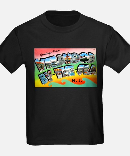 Cute Cape may new jersey T