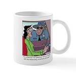 Heisenberg Uncertainty Principle Mug