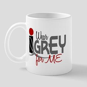 I Wear Grey For ME 32 Mug