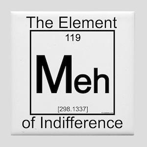 Element MEH Tile Coaster