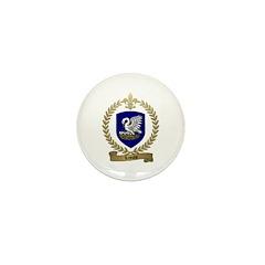 LEJEUNE Family Crest Mini Button (10 pack)