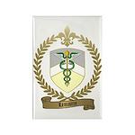 LEMAITRE Family Crest Rectangle Magnet (100 pack)