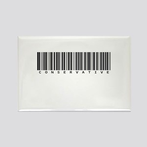 Conservative Rectangle Magnet (10 pack)