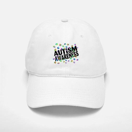 Autism Awareness Baseball Baseball Cap