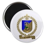 LEMOYNE Family Crest Magnet