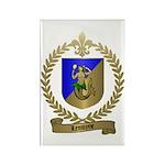 LEMOYNE Family Crest Rectangle Magnet (100 pack)