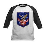 USS JAMES K. POLK Kids Baseball Jersey