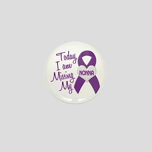 Missing My Nonna 1 PURPLE Mini Button